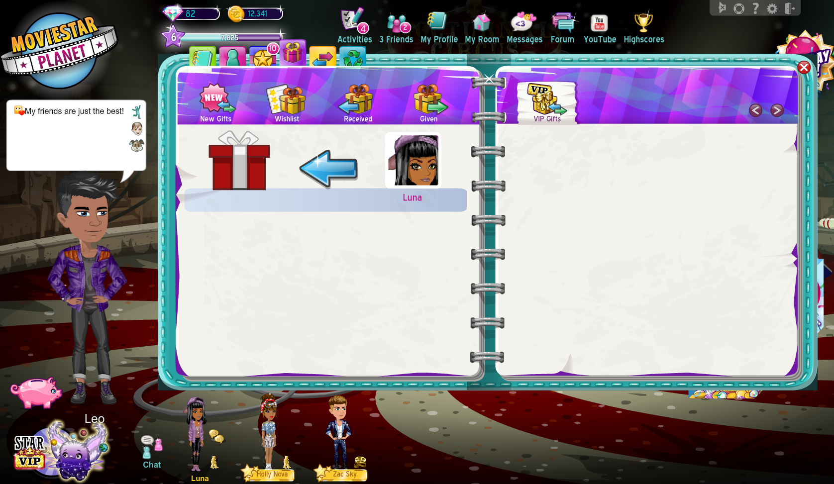 How Do I Give Vip To Other Moviestars Moviestarplanet